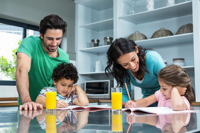 Homework help for children